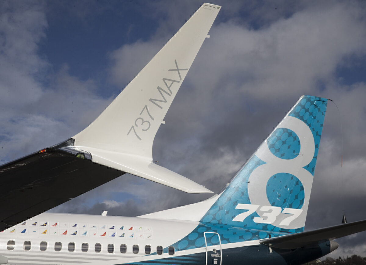 The 737 MAX Made Up 80% Of Boeing's Q1 Deliveries