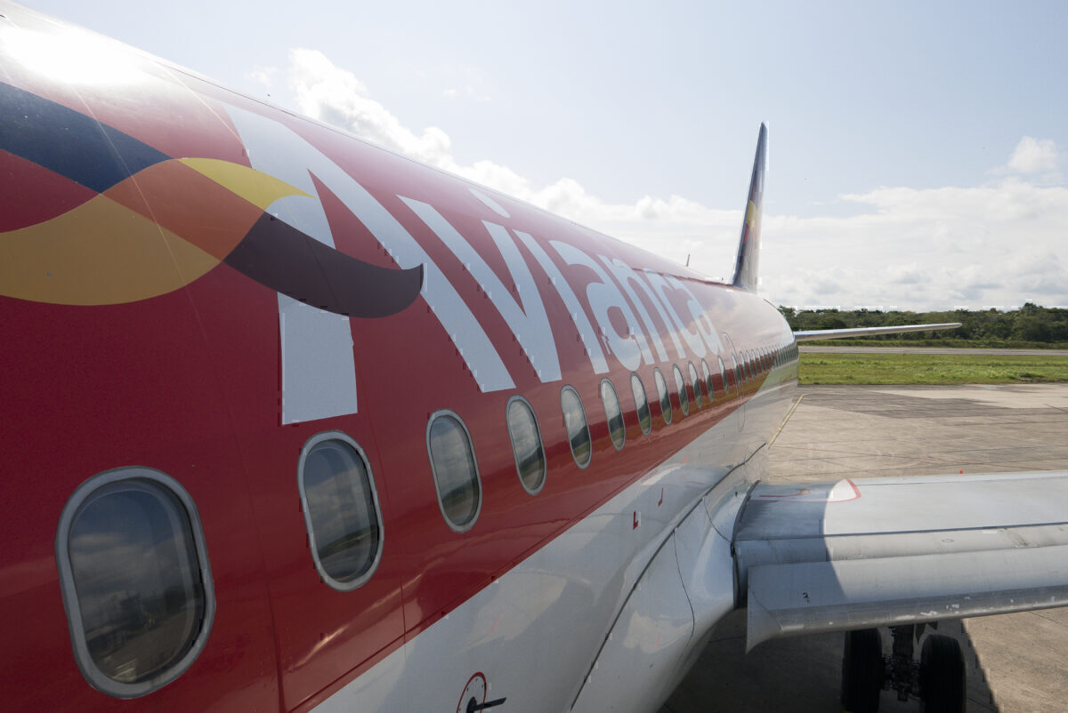 Avianca A319 getty