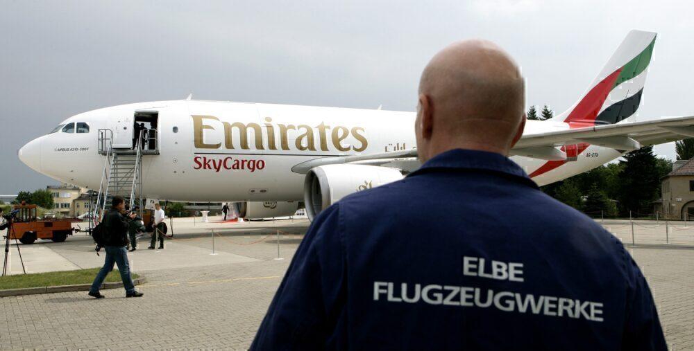 Emirates A310F
