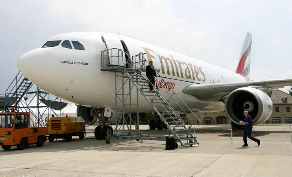 Emirates A310