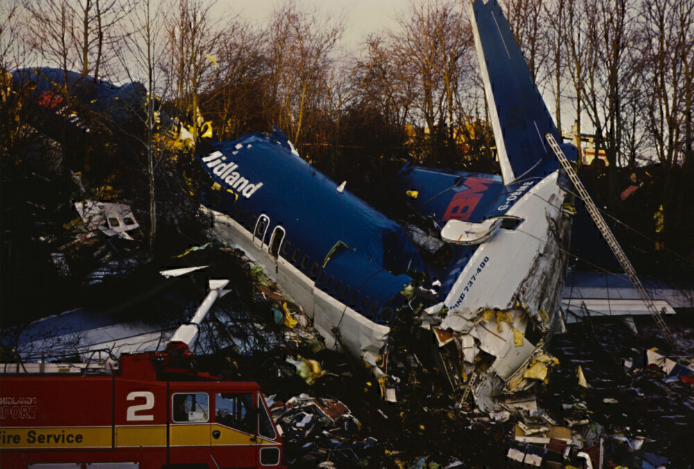 Kegworth Air Disaster Getty