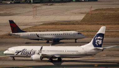 Delta Air Lines Alaska Airlines COVID-19