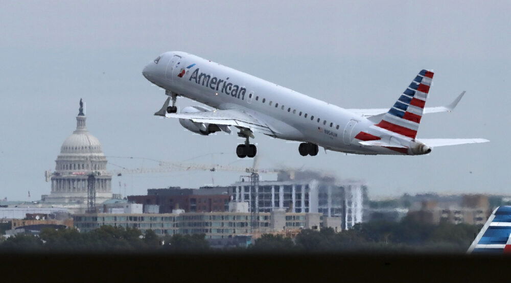 American Airlines Capitol