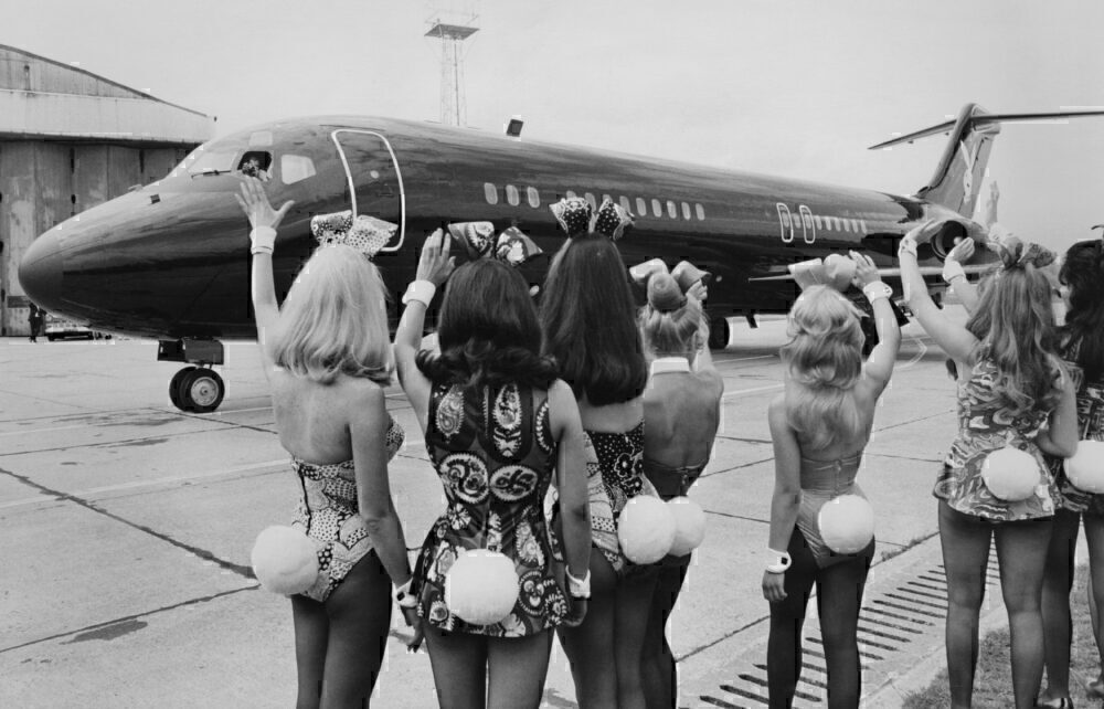 Playboy DC-9