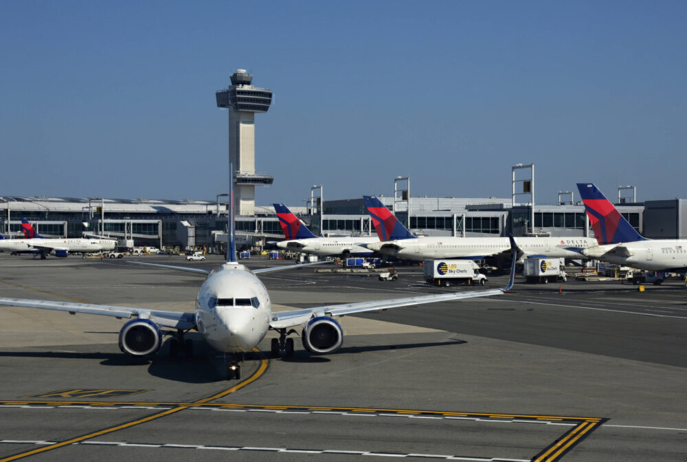 Delta at JFK