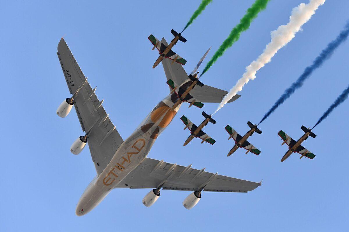 Etihad, Kids Fly Free, Abu Dhabi