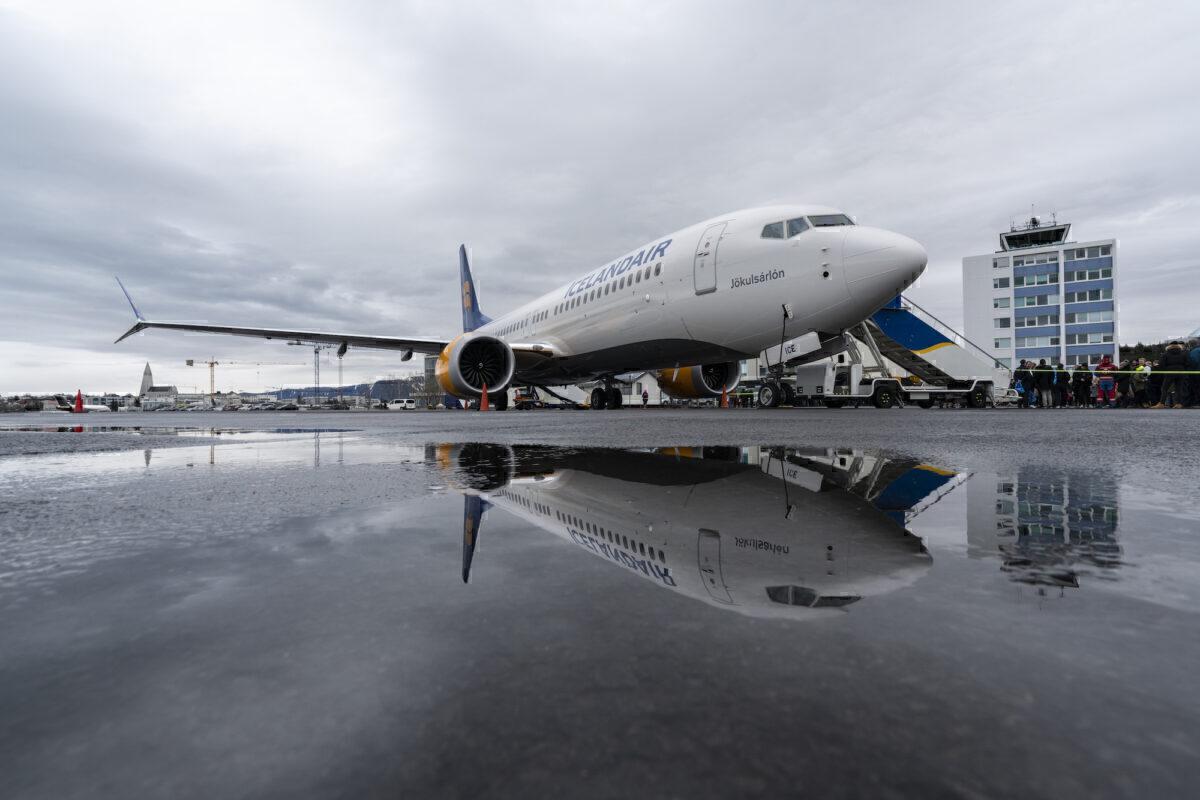 Icelandair MAX getty