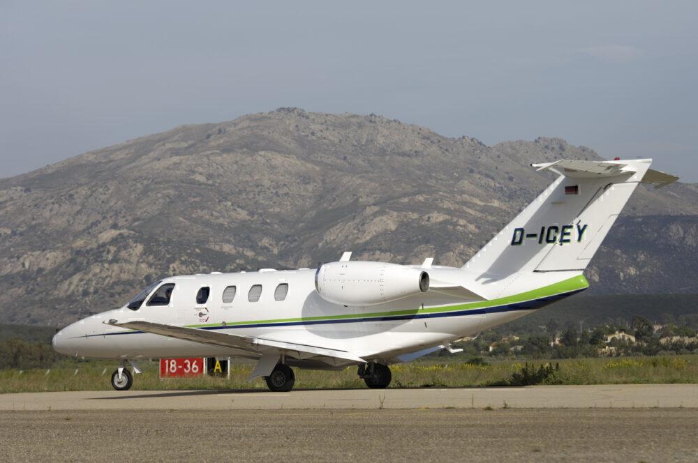 Cessna Citation Getty