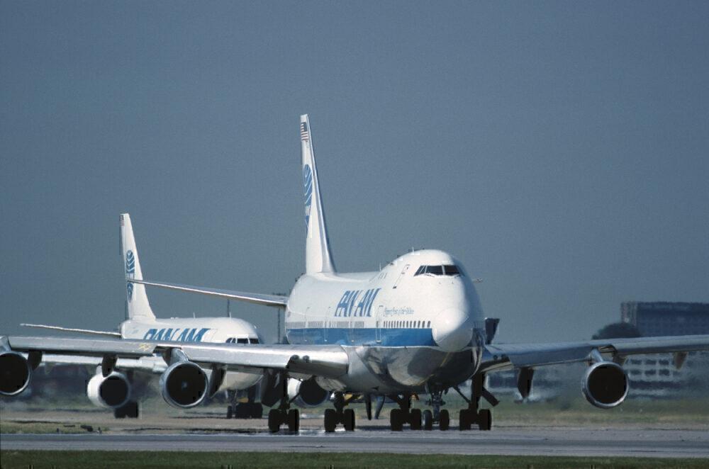 PanAm Boeing 747-100 named