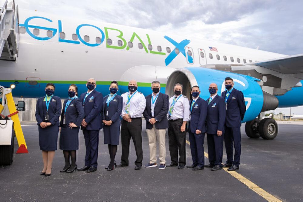 Flight Crew GlobalX