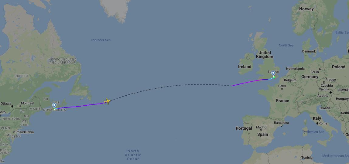 London, Transatlantic Flights, Boeing 737 MAX