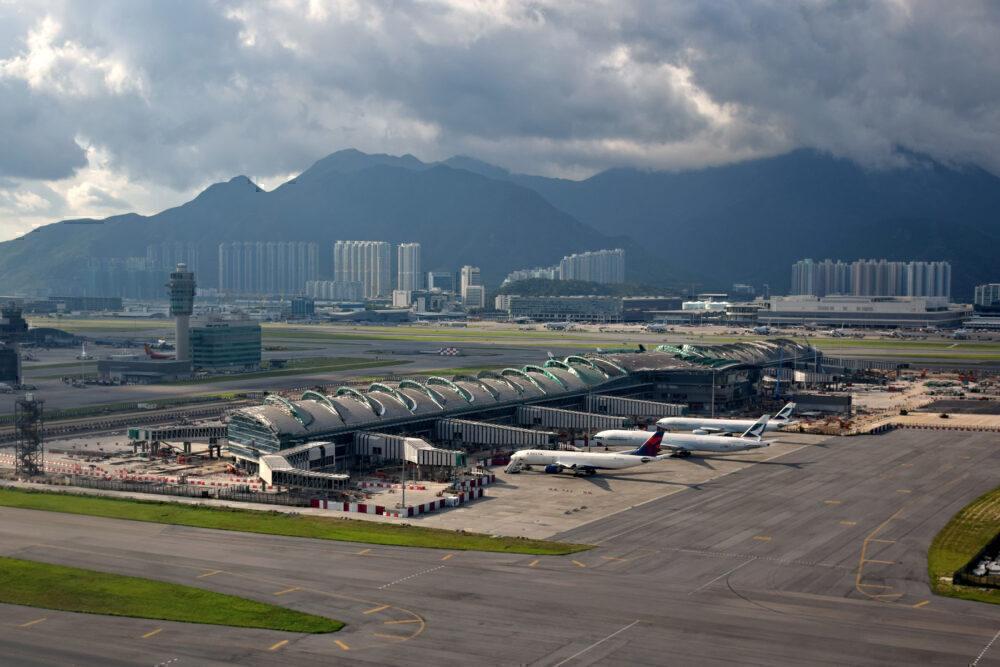 Hong Kong's Midfiled expansion