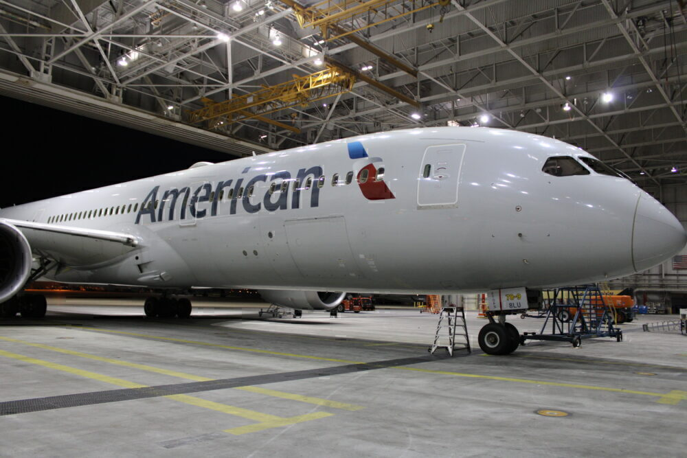 Exclusive: What Does It Take To Maintain American's Boeing 787 Dreamliners?