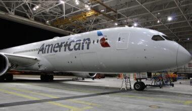 American Boeing 787
