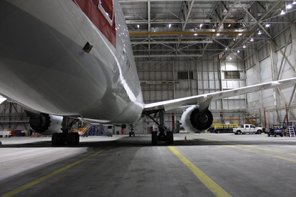 Aircraft length