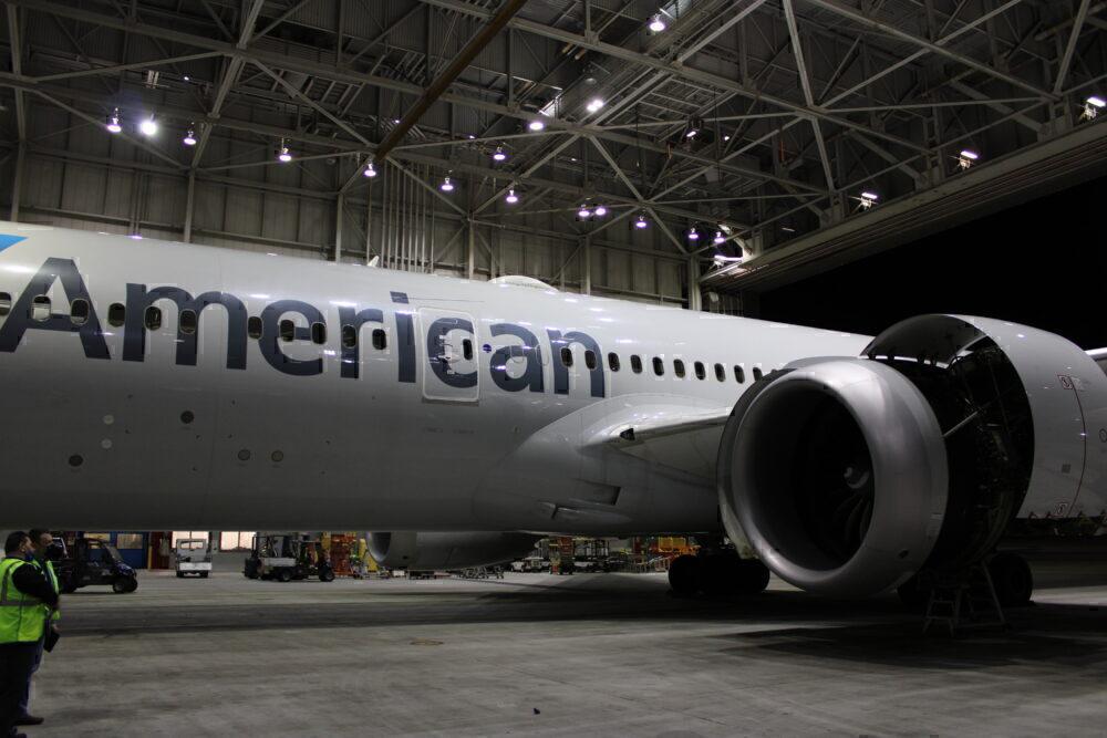 American 787-9