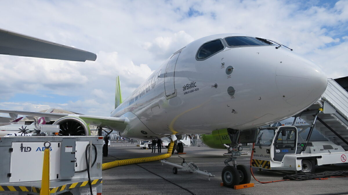 airBaltic, Maintenance, Training