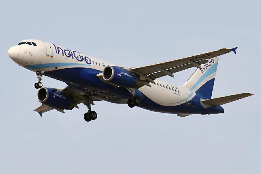 IndiGo A320ceo