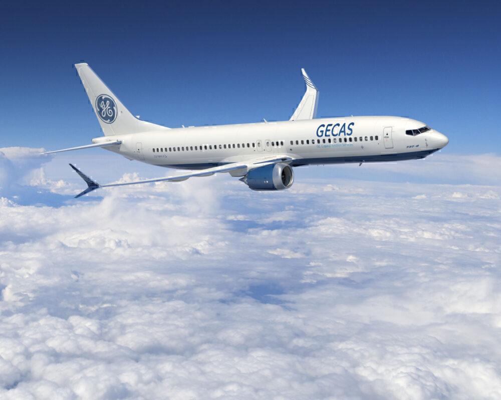 GECAS Boeing 737