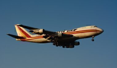 Kalitta Air 747-200