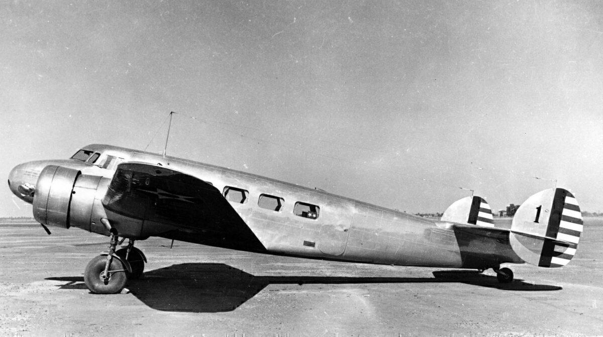 Lockheed Y1C-37