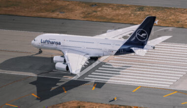 Lufthansa, Airbus A380, Retirement