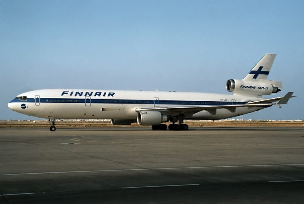 FInnair MD-11