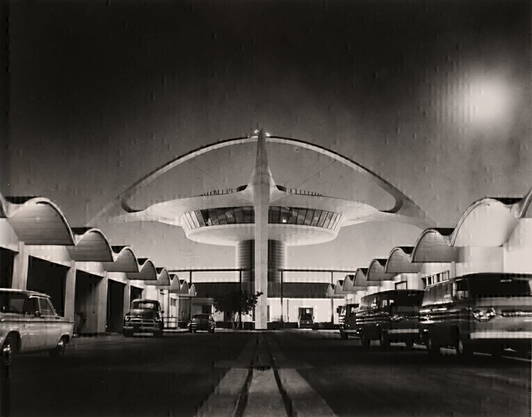 The Story Behind Los Angeles International's Theme Building
