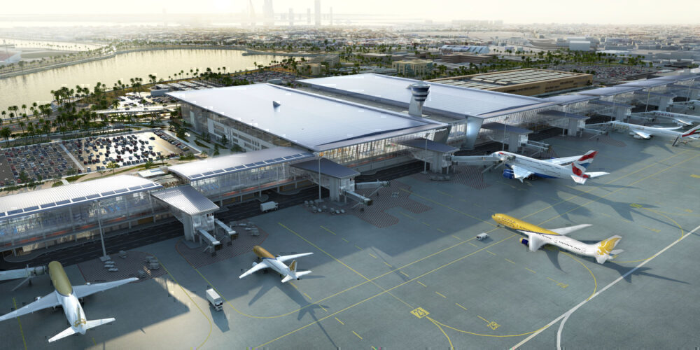 Bahrain International Airport New Terminal