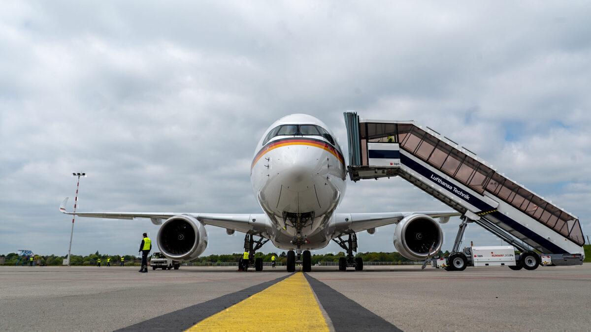 Airbus A350, Bundeswehr, Luftwaffe