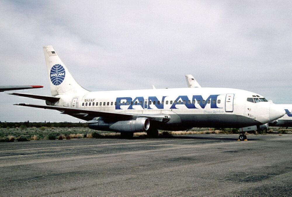 Pan Am 737