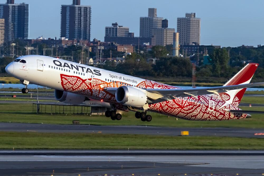 Qantas 787-9