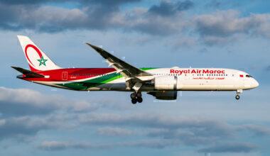 Royal-Air-Maroc-Israel