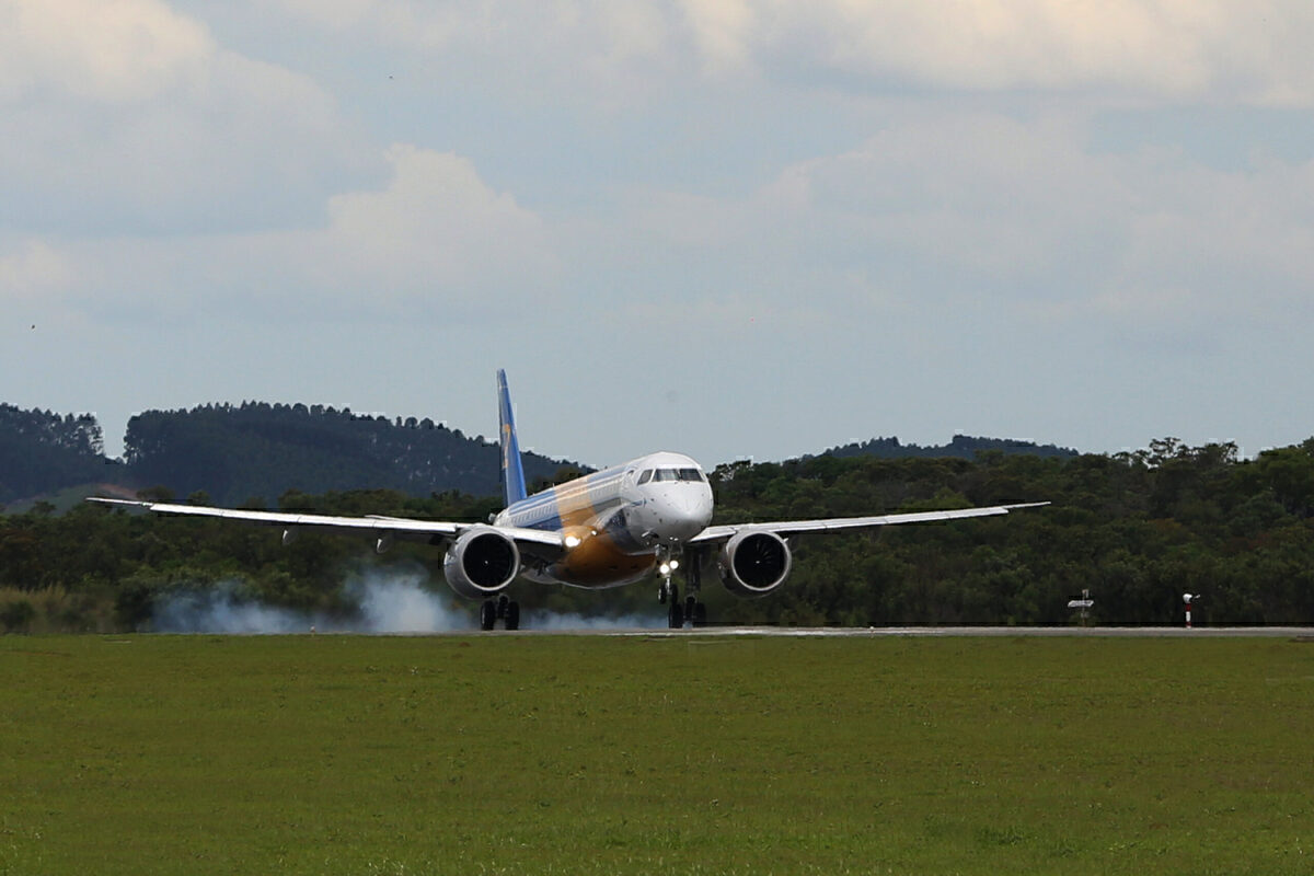 Congo Airways Doubles Its Order For Embraer E2 Aircraft