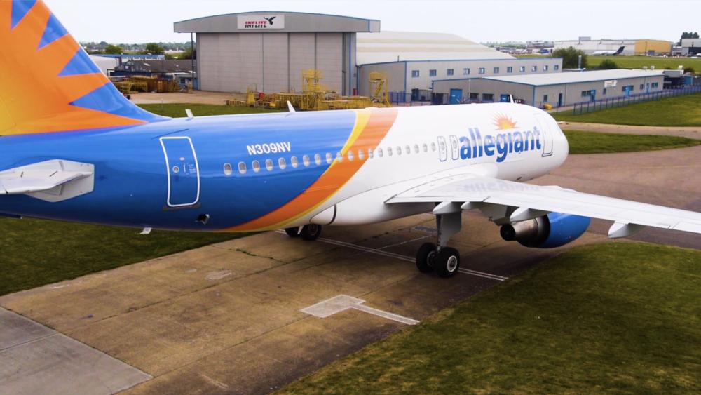 Allegiant A320