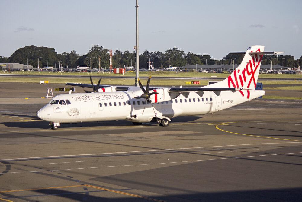 Virgin Australia ATR72