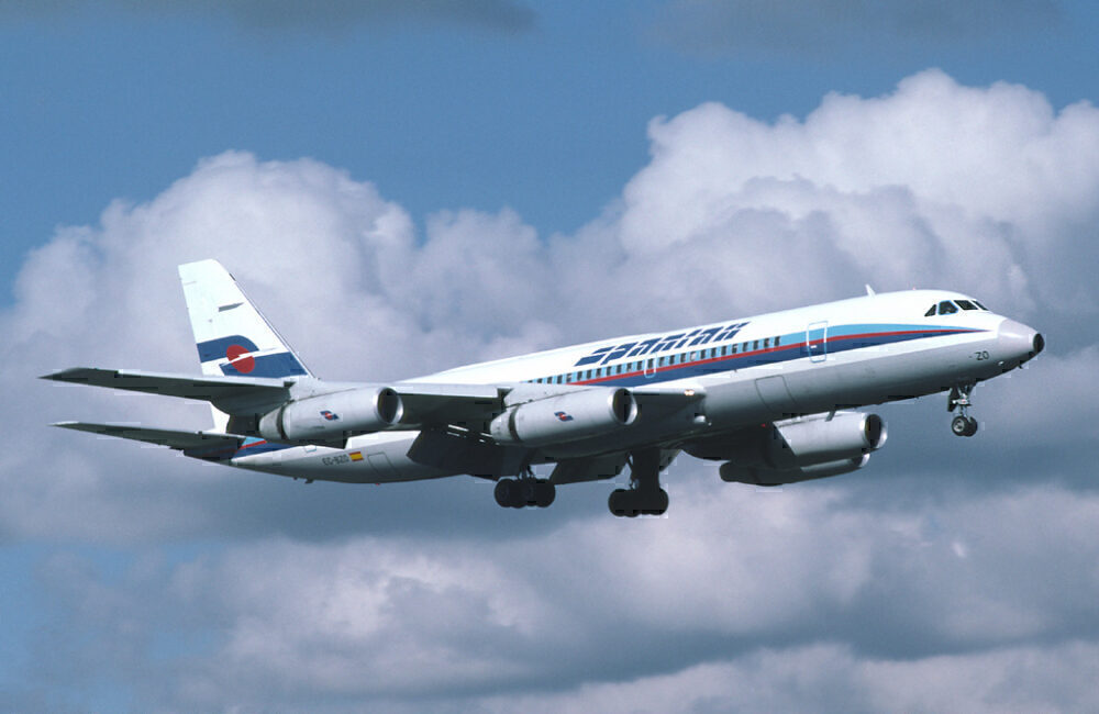 What Happened To Spanish Airline Spantax?