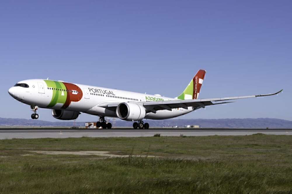 TAP Air Portugal Airbus A330-941 CS-TUA