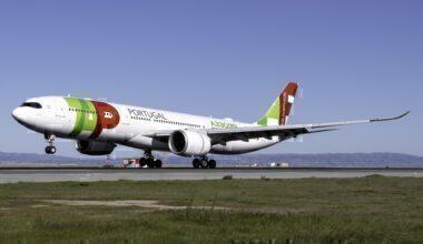 TAP Air Portugal Airbus A330-941 CS-TUA