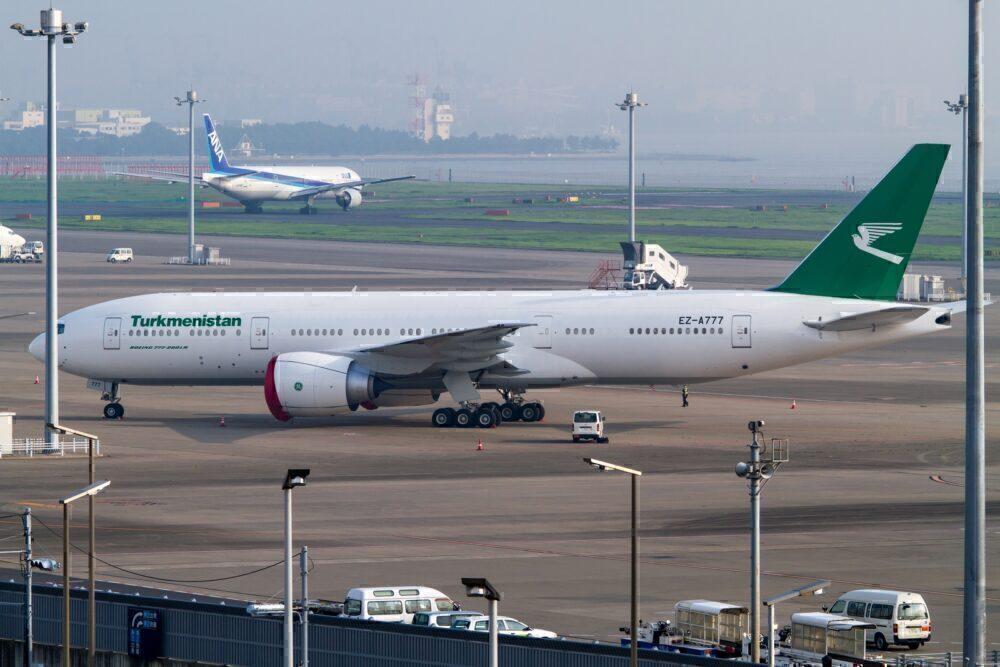 Turkmenistan 777