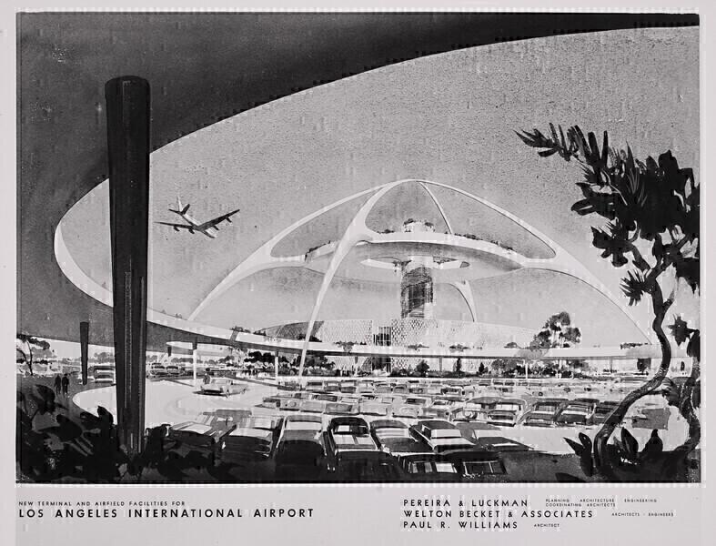 Los Angeles Theme Building
