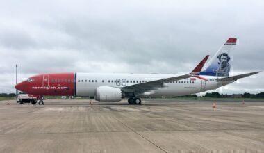 Norwegian Air 737