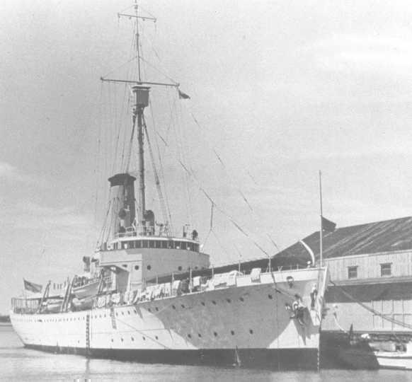 USCGS_Itasca 1929