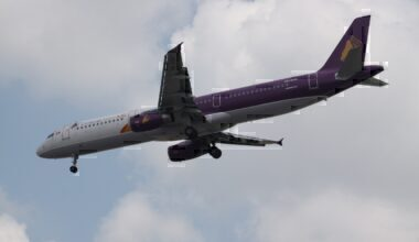 Angkor Air A321