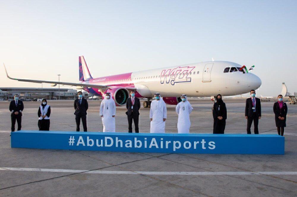 Wizz Air Abu Dhabi Launch