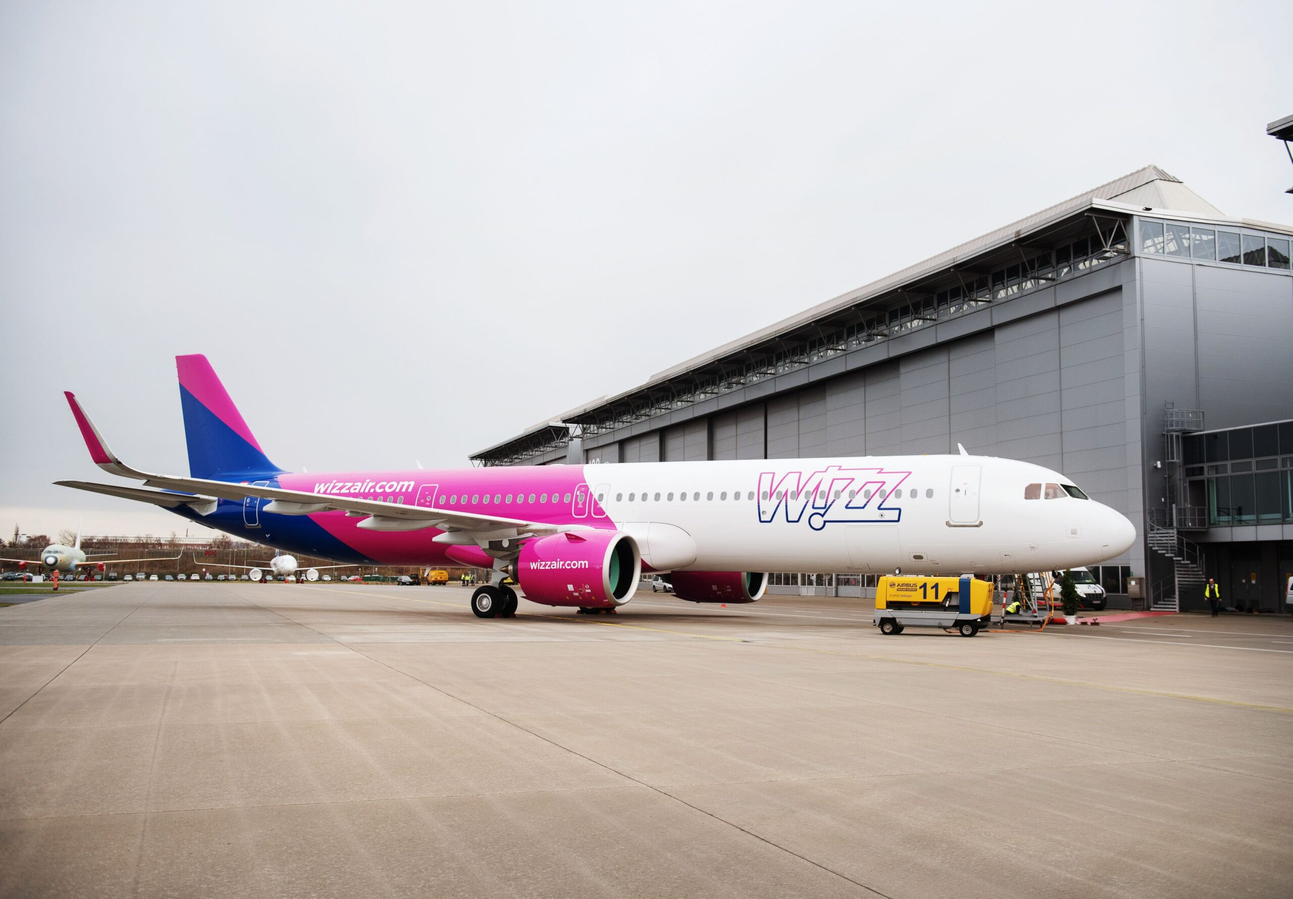 Why The Airbus A320neo Family Is Perfect For Wizz Air
