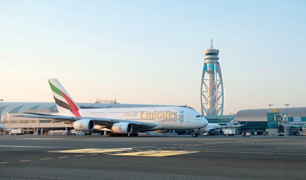 Emirates DXB