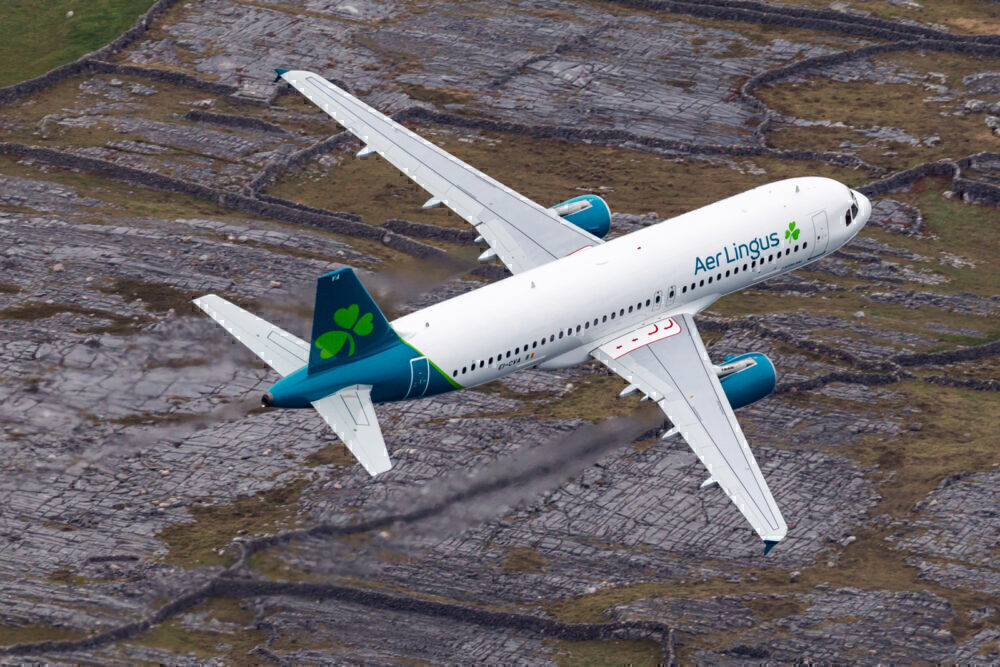 Aer Lingus UK ticket sale transatlantic