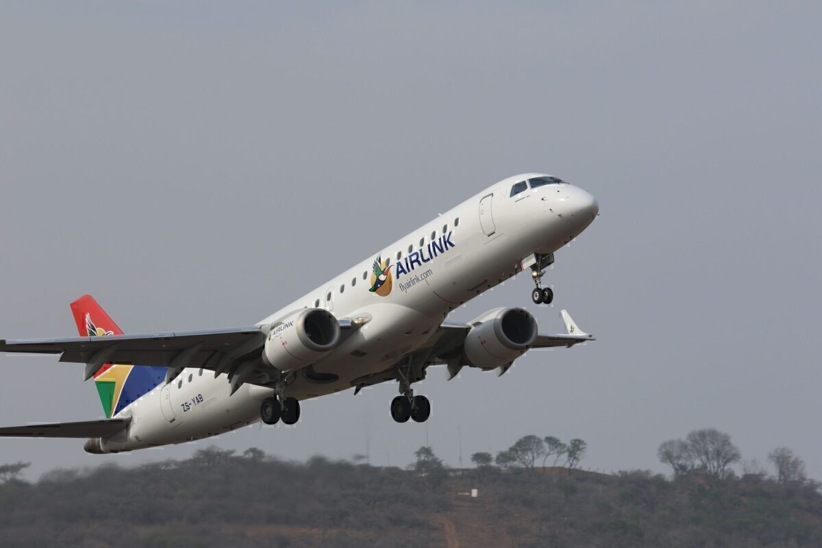 How Recently Rebranded Airlink Became Africa's Second Biggest Airline - Simple Flying