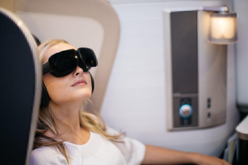 BA VR headsets